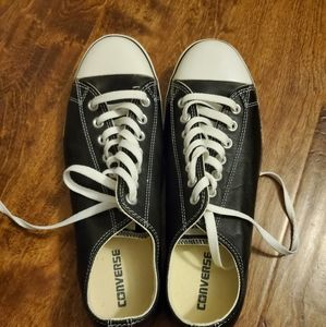 Converse All Star Mens size 11, black